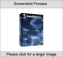 SceneWriter Pro - FULL VERSION (Special Offer) Application